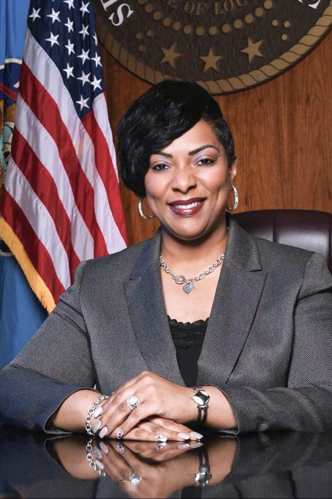 Kema Dawson monroe city council member