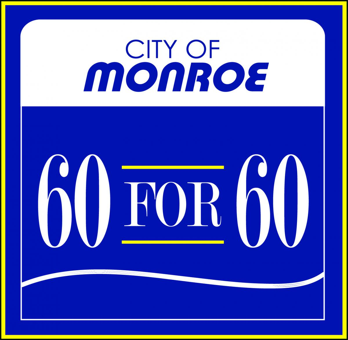 city of monroe - 60 for 60