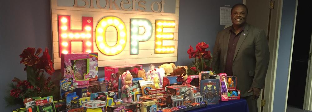Christmas Hope - City of Monroe