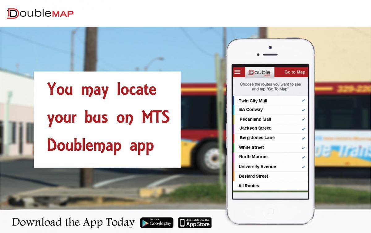 West Monroe Zip Code Map.Bus Routes City Of Monroe Louisiana