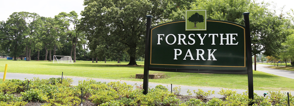 Forsythe Park - City of Monroe, LA