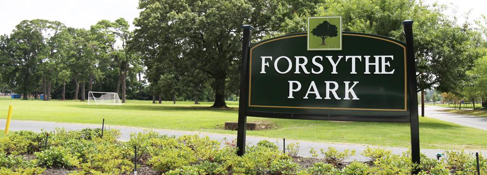 Forsythe Park - City of Monroe, LA