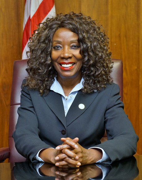 Juanita G. Woods - city council members Monroe, Louisiana