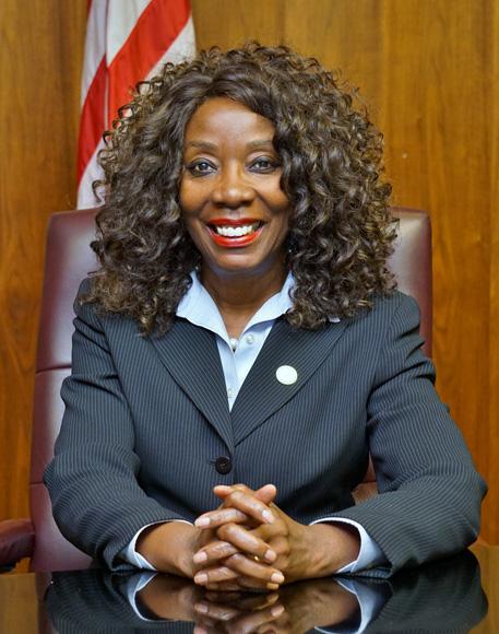 Juanita G. Woods - city council members Monroe, Louisiana