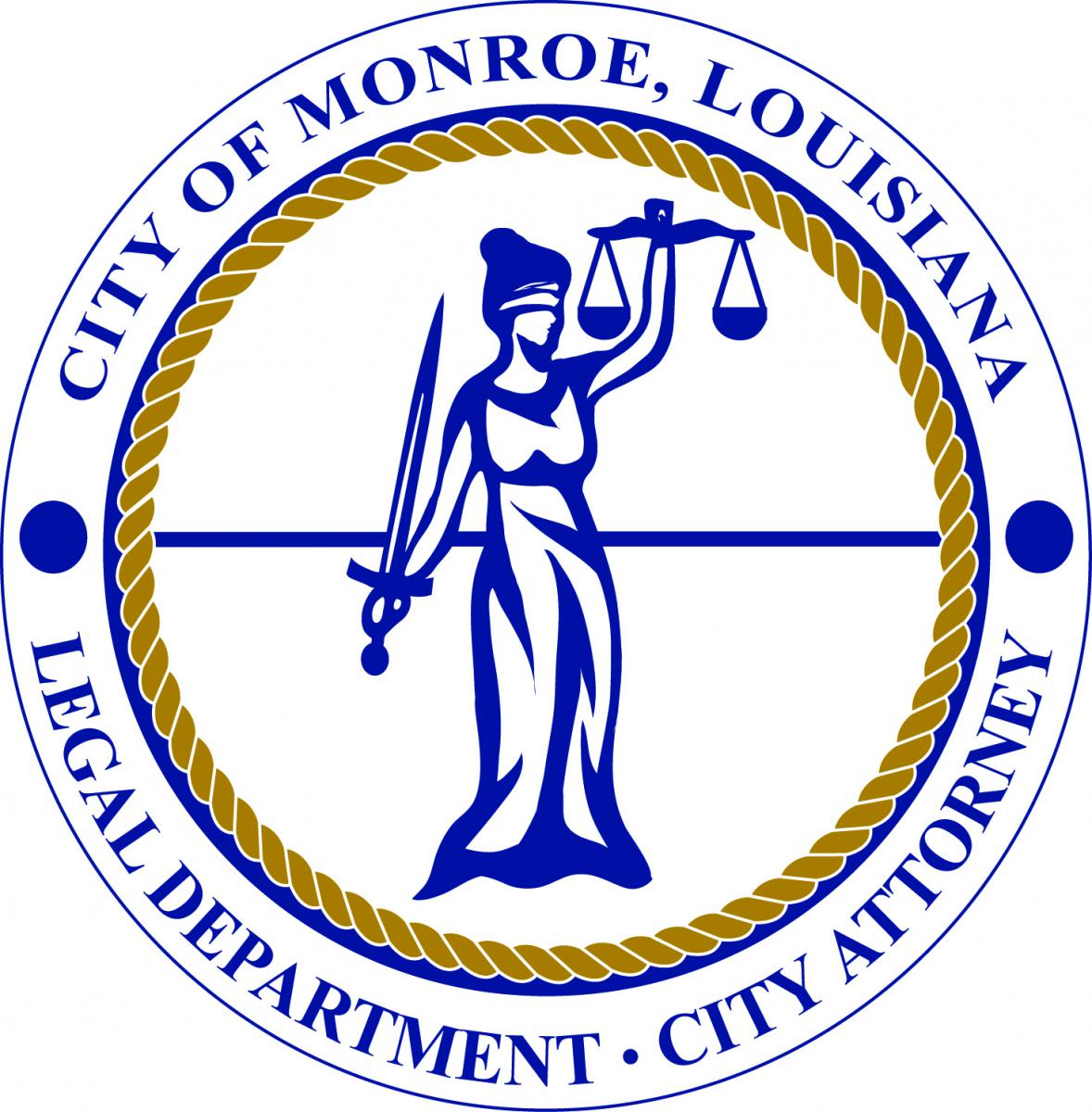 Legal Department City of monroe