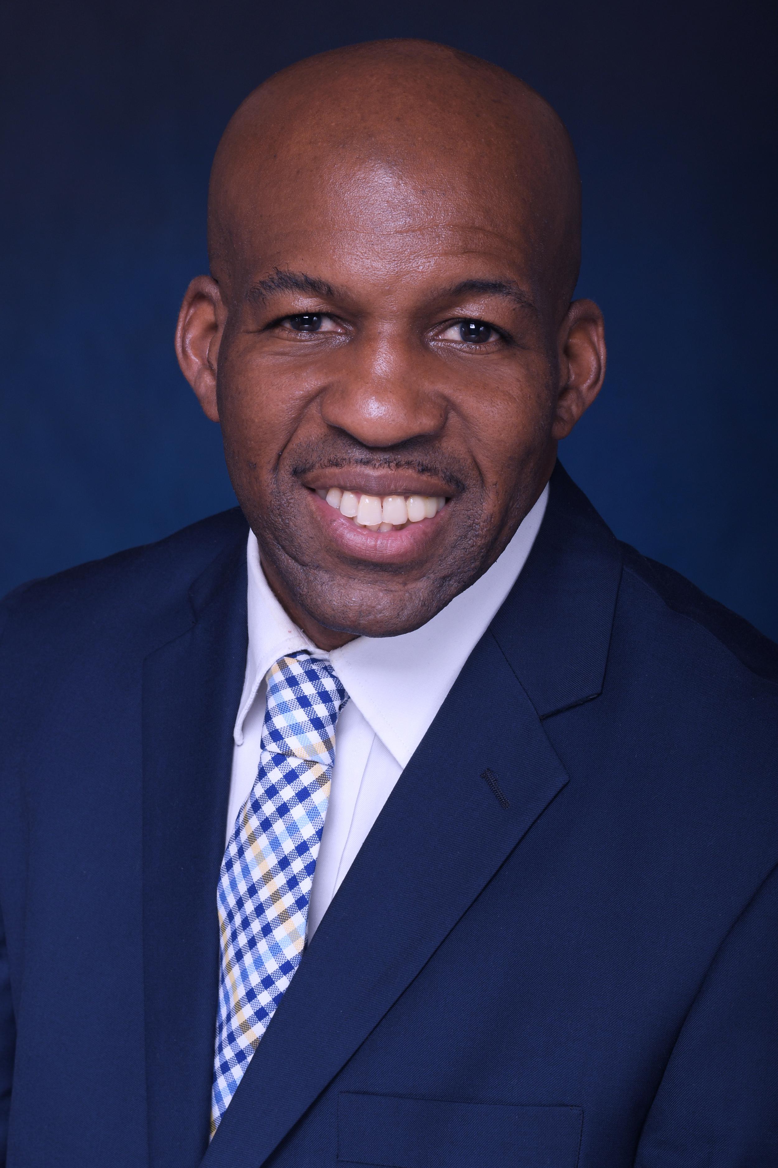 Councilman Carday Marshall, Sr. in monroe, la