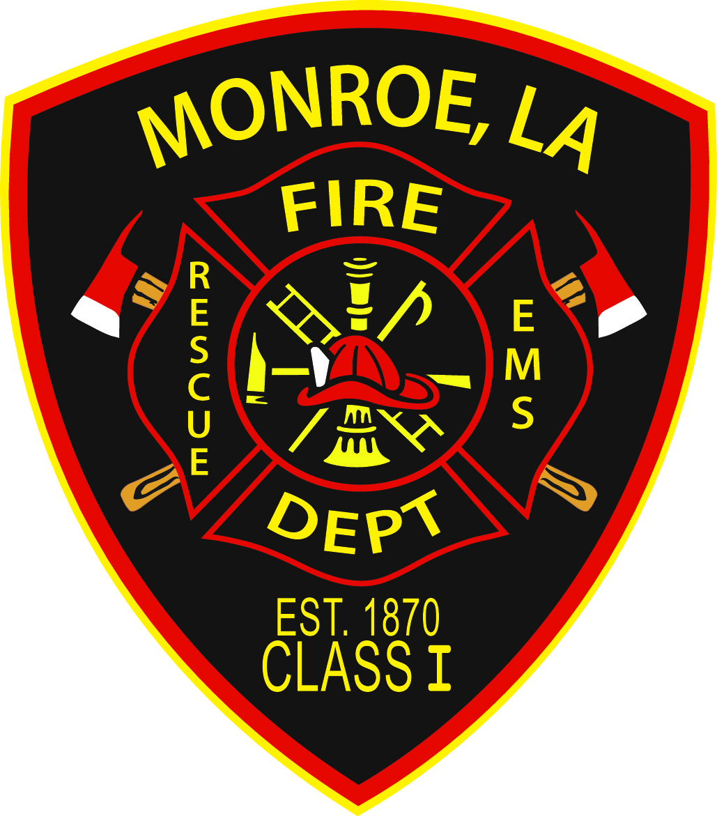 Monroe, LA Fire Department Emergency and Rescue