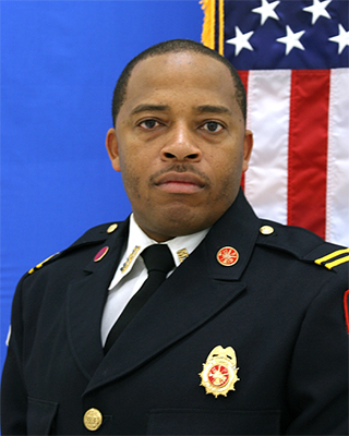 Ocie Jones Chief of Communications Fire Department - City of Monroe, La