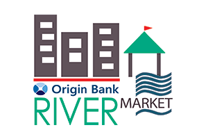 Origin Bank Downtown RiverMarket & Development - Monroe Community Affairs Department