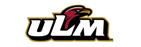 University of Louisiana at Monroe Logo - City of Monroe, LA