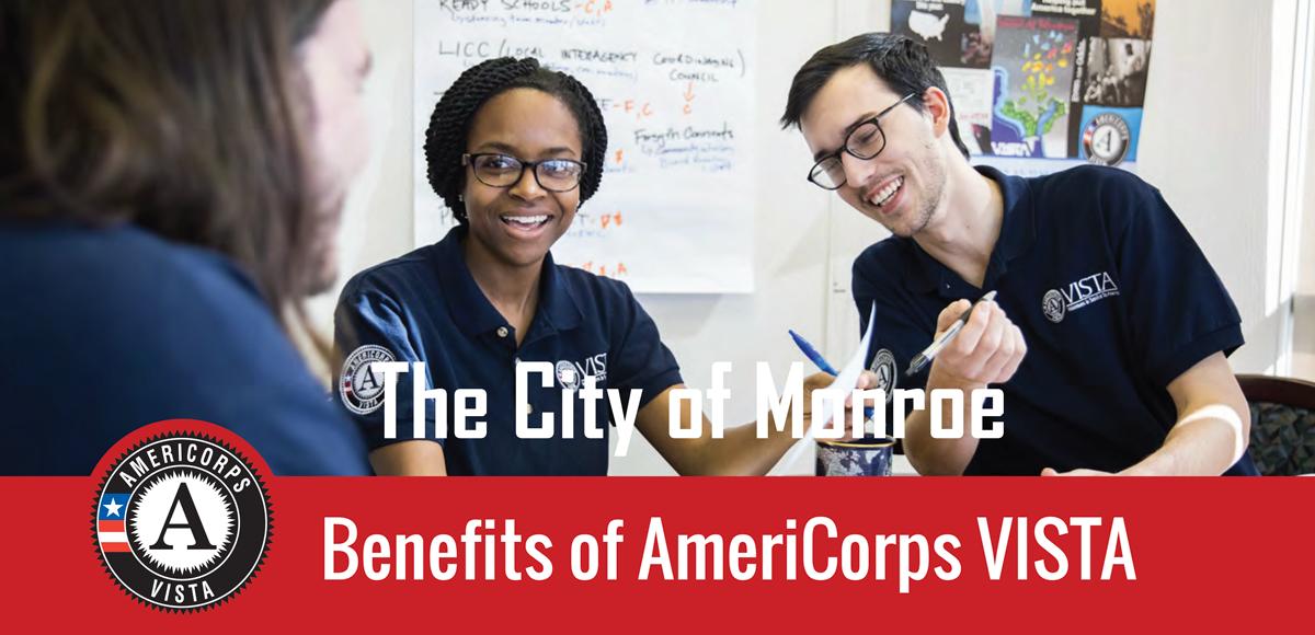 City of Monroe - AmeriCorps VISTA