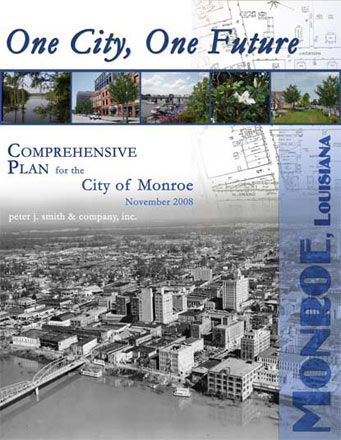 Comprehensive Plan for the City of Monroe