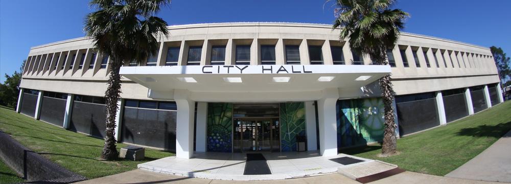 City Hall Building City of Monroe, LA