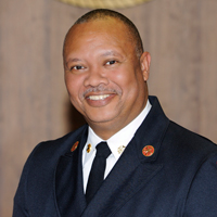Terry Williams Fire Chief City of Monroe