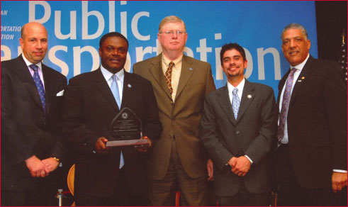 Federal Transit Administration Award - city of monroe