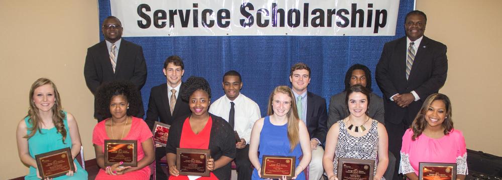 Service Scholarships - City of Monroe