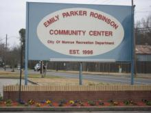 Park Emily Parker Robinson 3504 Jackson Street, Monroe, La. 71202