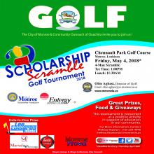 Scholarship Scramble Golf Tournament