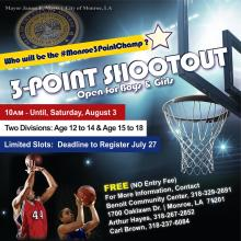3-point shootout