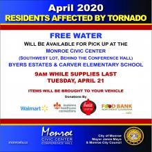 Free Water Distribution