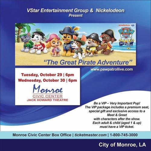 Facebook Post City of Monroe, LA