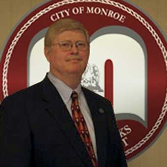 tom janway - city of monroe, la