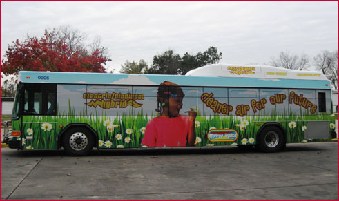 "Green Initiatives Promote ""Cleaner Air for our Future"" - city of monroe, la"